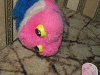 натюрморт с розовой лягушкой